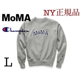 Champion - Champion MoMA チャンピオン モマ スウェット トレーナー L