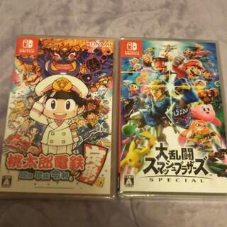 桃太郎電鉄    大乱闘スマッシュブラザーズ(家庭用ゲームソフト)