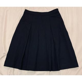 アーペーセー(A.P.C)のAPC アーペーセー スカート 黒 ブラック(ひざ丈スカート)