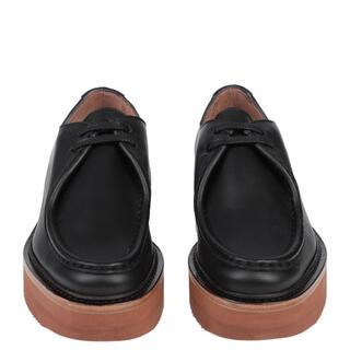 ドリスヴァンノッテン(DRIES VAN NOTEN)の新品!ドリスヴァンノッテンレースアップシューズ☆the row(ローファー/革靴)