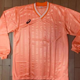 アシックス(asics)の[新品タグ付き]アシックス asics      ゲームシャツ長袖[サイズ L](ウェア)