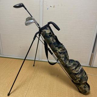 ゴルフクラブミニスタンド(バッグ)