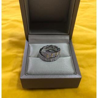 ブルガリ(BVLGARI)の美品 BVLGARI リング(リング(指輪))