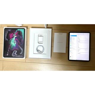 アイパッド(iPad)の美品 APPLE iPad Pro 11インチ WI-FI 64GB 第3世代(タブレット)