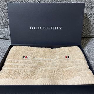 BURBERRY タオル ハンカチ バーバリー