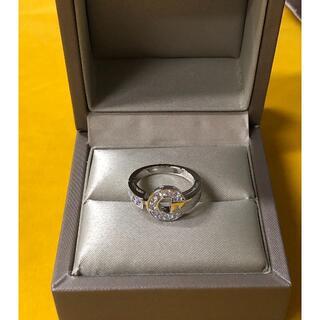 ブルガリ(BVLGARI)のBVLGARIブルガリ18K ホワイトゴールド リング(リング(指輪))