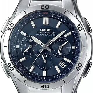 CASIO WAVE CEPTOR(ウェーブセプター) (腕時計(アナログ))