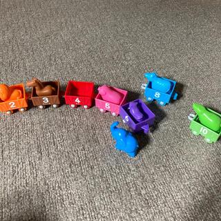 ガッケン(学研)の動物列車(その他)
