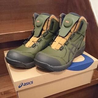 アシックス(asics)の新品 アシックス 安全靴 ウィンジョブ CP304 BOA 限定色  27cm(その他)