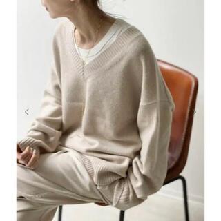 L'Appartement DEUXIEME CLASSE - 新品◆ L'Appartement Feminity Knit アパルトモン