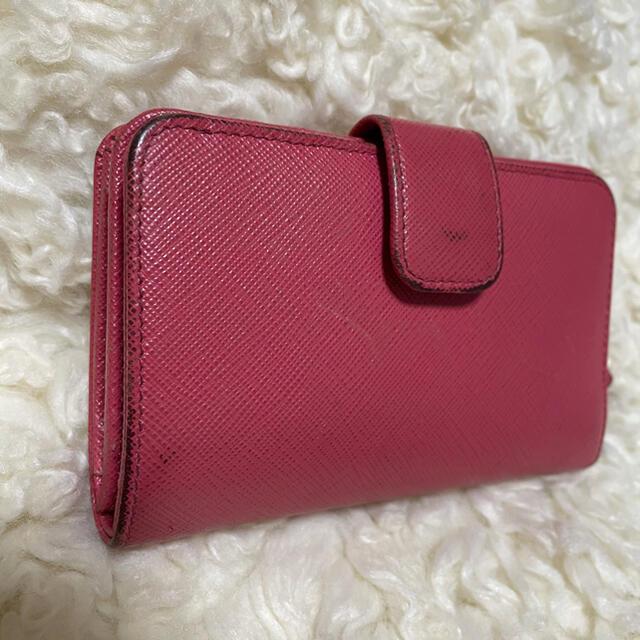PRADA(プラダ)のPRADA 財布 レディースのファッション小物(財布)の商品写真