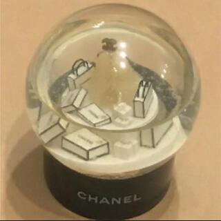 CHANEL - シャネル スノードーム