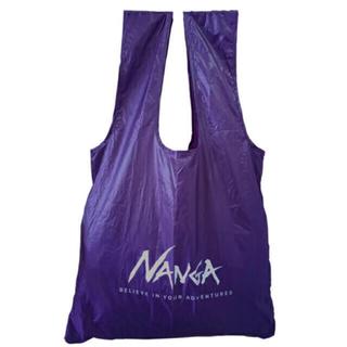 ナンガ(NANGA)のNANGA POCKETABLE ECO BAG(エコバッグ)