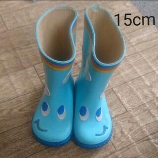 ミニケー(MINI-K)の長靴 レインブーツ 15cm(長靴/レインシューズ)