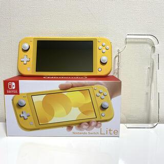 Nintendo Switch - Nintendo Switch Lite イエロー 本体