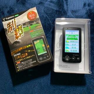 ユピテル(Yupiteru)のユピテル ゴルフナビ YGN6200 GPS 距離計(その他)