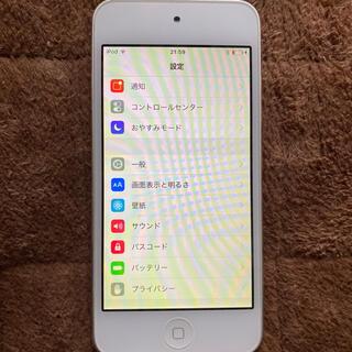 アップル(Apple)のiPod touch(ポータブルプレーヤー)