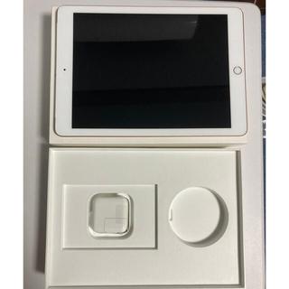 アップル(Apple)のiPad 第6世代 128gb au Cellular(ロック解除済み)(タブレット)