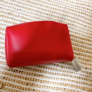 Christian Dior - Dior クリスチャンディオール ノベルティ ポーチ RED