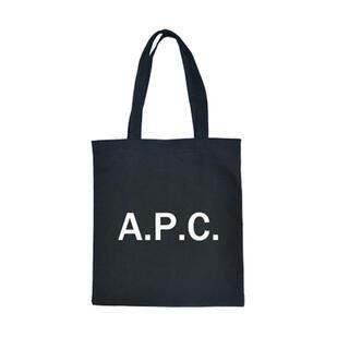 A.P.C - A.P.Cトートバッグ 新品未使用 ジッパーつき 内ポケットつき