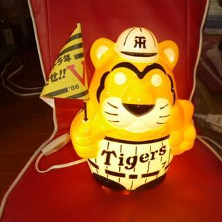 1985 阪神タイガース 日本一優勝記念 トラ吉スタンド(テーブルスタンド)