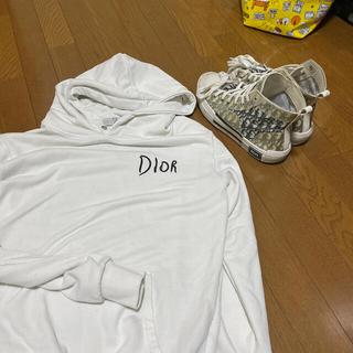 クリスチャンディオール(Christian Dior)のクリスチャンディオール早い者勝ち(スニーカー)