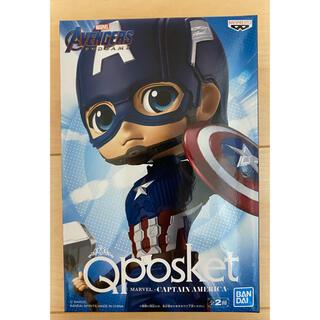 バンプレスト(BANPRESTO)の【マスクver】Q posket MARVEL -キャプテン•アメリカ(アメコミ)