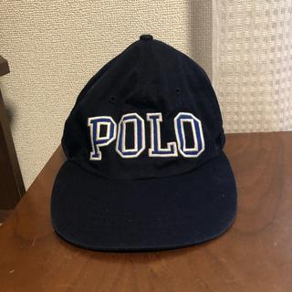 ポロラルフローレン(POLO RALPH LAUREN)のPOLO SPORT RALPH LAUREN キャップ Mサイズ 台湾製(キャップ)