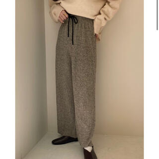 TODAYFUL - 新品未使用品 今季 lawgy ■ mixed gray pants 股下56