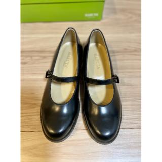 ハルタ(HARUTA)のHARUTA ワンストラップシューズ 24.5㎝(ローファー/革靴)