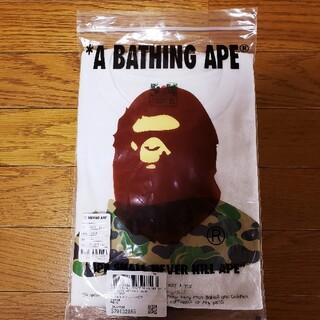 A BATHING APE - 【新品】A BATHING APE Tシャツ CAMO 大猿 BAPE XL