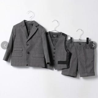 コムサイズム(COMME CA ISM)のコムサイズム 130 スーツ フォーマル(ドレス/フォーマル)