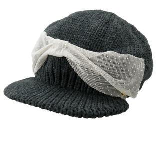 ブランシェス(Branshes)の新品・未使用 ブランシェス チュールキャスケット(帽子)