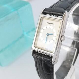 Saint Laurent - 綺麗 サンローラン 新品仕上げ  腕時計 レディース ウォッチ 着物 丸 極美品