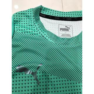 PUMA - PUMA プーマ トレーニング Tシャツ エクササイズ ジム 美品 送料込