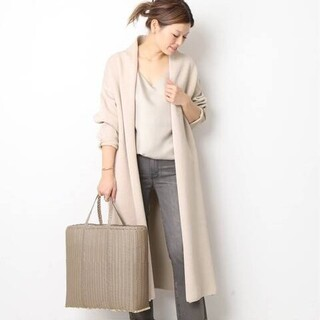 DEUXIEME CLASSE - S2020 Twins cotton ロングガウン¥37,400税込