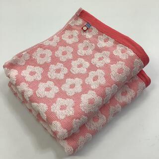 イマバリタオル(今治タオル)の今治タオル フェイスタオル 浴用 まとめて 2枚 セット 日本製 花柄 ブランド(タオル/バス用品)