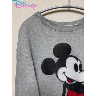 ディズニー(Disney)のDISNEY トレーナー ビックシルエット(トレーナー/スウェット)