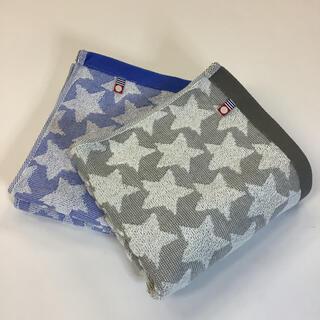 イマバリタオル(今治タオル)の今治タオル フェイスタオル 浴用 まとめて 2枚 セット 日本製 星柄 ブランド(タオル/バス用品)