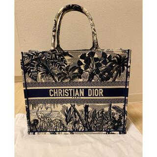 Christian Dior - 入手困難 超美品 ディオール ブックトートトワル ドゥ ジュイ