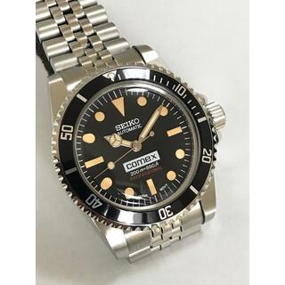 セイコー(SEIKO)のNH35ムーブ使用(セイコー製) ヴィンテージカスタム ジュビリー ブレス(腕時計(アナログ))