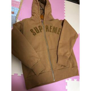 Supreme - supreme zipupthermal hoodie シュプリーム パーカー