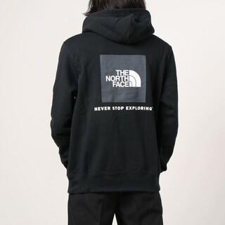 THE NORTH FACE - 【新品未開封】THE NORTH FACE 裏起毛パーカー ブラック Mサイズ