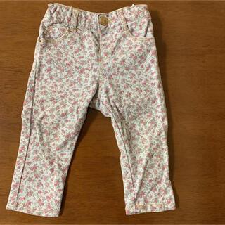 ザラキッズ(ZARA KIDS)のZARA ズボン パンツ 花柄(パンツ)
