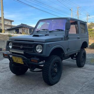 スズキ - スズキ/ジムニーJA11 改/1型/公認車検/リフトアップ