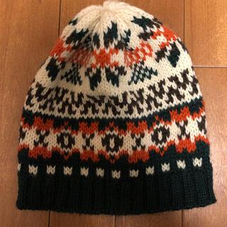 ビームス(BEAMS)のハイランド2000 ニット帽(ニット帽/ビーニー)