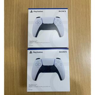 ソニー(SONY)のPlayStation5 DualSense ワイヤレスコントローラー 2個(その他)