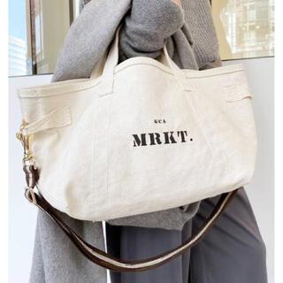 アパルトモンドゥーズィエムクラス(L'Appartement DEUXIEME CLASSE)の【GOOD GRIEF/グッドグリーフ】MRKTTote Bag (S)(トートバッグ)