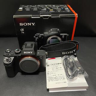 ソニー(SONY)のSony α7ⅱ ILCE-7M2 カメラ本体(ミラーレス一眼)