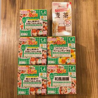 ワコウドウ(和光堂)の和光堂 離乳食 ベビーフード 5箱+おまけ付き(その他)
